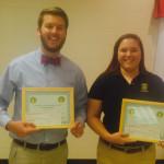 2015 scholarship award winners